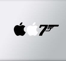 Aufkleber Kino James Bond 007