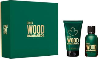 Green Wood Pour Homme Gift Set, Dsquared2 Gift Set Herr