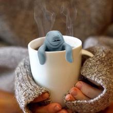 Kleiner Tee-Seehund