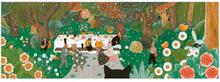 Djeco - Puzzle Gallery - Liberty