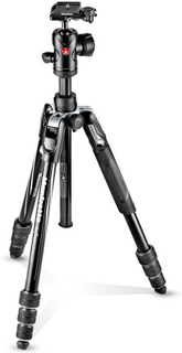 Manfrotto Befree Advanced Twist + Kulled (MKBFRTA4BK-BH), Manfrotto