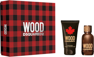 Wood Pour Homme Gift Set, Dsquared2 Gift Set Herr