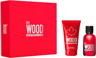 Red Wood Pour Femme Gift Set, Dsquared2 Gift Set Dam