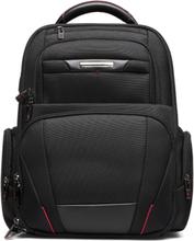 Pro Dlx Laptop Backpack 3v 15,6 Ryggsäck Väska Svart Samsonite