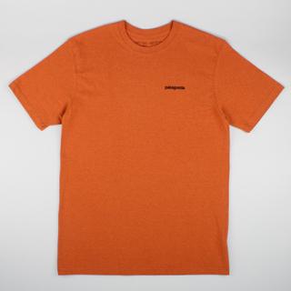 Patagonia T-Shirt P-6 Logo Copper