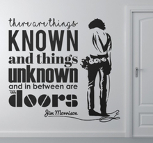 The Doors Tekststicker