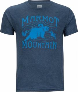 Marmot - Sunrise Marmot Herr utomhus skjorta (mörkblå) - M