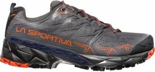 La Sportiva - Akyra GTX men's mountain running shoes (black/orange) - EU 46,5 - UK 11,5