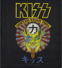 Kiss - Hotter than Hell Patch 35*40 cm
