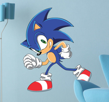 Sonic Aufkleber