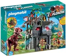 9429 Playmobil Leir med T-Rex