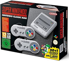 Nintendo Classic Mini: Super Nintendo Entertainment System (SNES) (Retro)