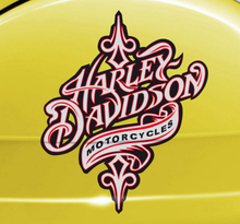 Harley Davidson Motorcycles Aufkleber