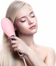 Elektrische Haar-Glättbürste