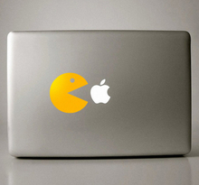 Pacman Logo Aufkleber