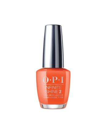 OPI Infinite Shine - California Dreaming Santa Monica Beach Peach