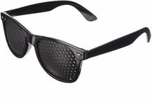 Augentraining mit der Rasterbrille