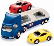 Sportwagen-Transporter