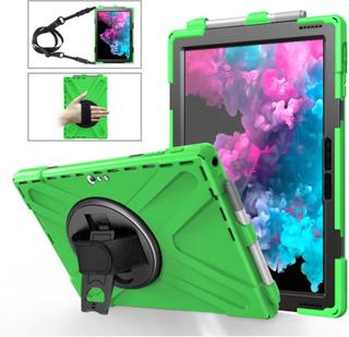 Microsoft Surface Pro 6 X-Shape combo case - Green