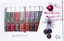 Depend O2 Nail Polish 15-pack