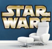 Star Wars Logo Aufkleber