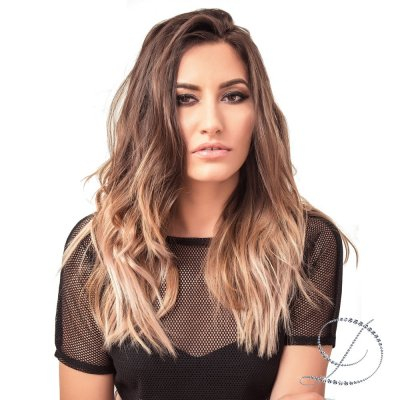 Ombre #6/60, 50cm, Ring hair