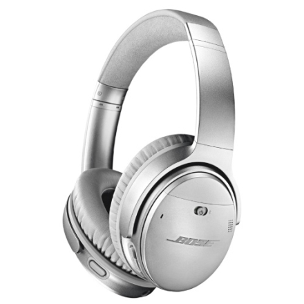 Bose QuietComfort 35 II NC BT Silver