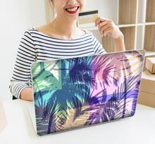 Laptop sticker palmbomen kleuren