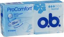OB Pro Comfort Normal tampong, 16 st