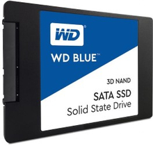 WD Blue 3D-Nand SSD-disk 500 GB