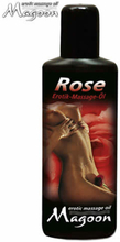 Rose - Erotisk massage olie