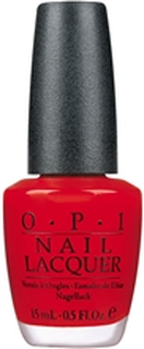 OPI Nail Lacquer 15 ml OPI Red