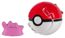 Pokemon - Ditto Throw 'n' Pop Poké Ball