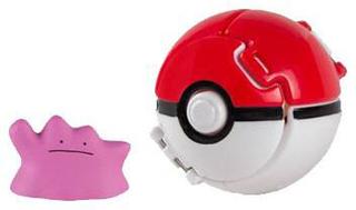 Pokemon - Ditto Throw 'n' Pop Poké Ball