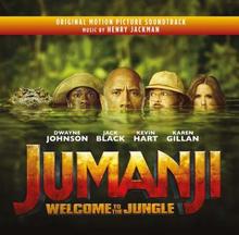 Soundtrack: Jumanji - Welcome to the Jungle