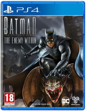 Batman: The Telltale Series - The Enemy Within - Sony PlayStation 4 - Action
