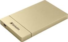 "VERBATIM 6.35CM (2.5""') STORE ´N´ GO ENCLOSURE KIT USB-C / USB 3.1 GEN 2 GOLD"