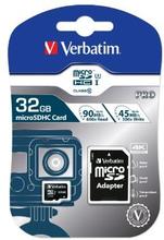Verbatim 32GB PRO Micro SDHC
