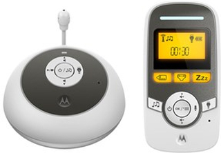 Motorola Baby Monitor MBP161 - Audio