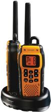 Topcom PMR 10 km Range 8-Channel Yellow / Black