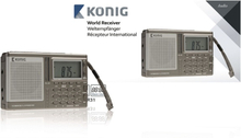 König FM-världsmottagare