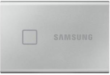 Samsung T7 Touch External Silver, 2TB, USB-3.2