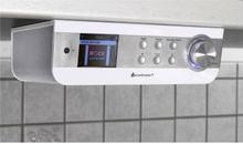 Soundmaster: Internet-radio för köket. Upphängningsbar.