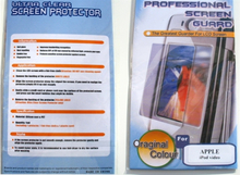 Displaybeskyttelse med nøyaktig passform til HTC