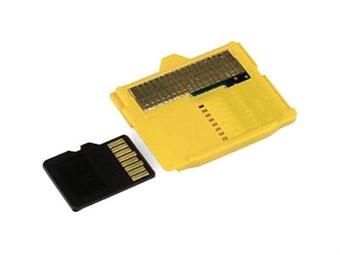 XD -adapteri MicroSD muistikortille