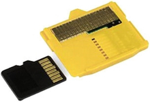 XD Adapter til MicroSD hukommelseskort