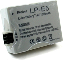 Akku Canon LP-E5