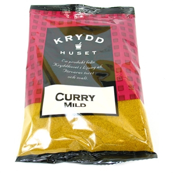 Iso pussi Curry 75 Gram