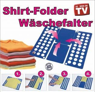 Vaatteiden viikkaaja - Automaattinen