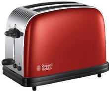 Russell Hobbs: Colours Red 2 Slice Toaster